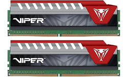 Patriot Viper Elite Black/Red 16GB DDR4-2800 CL16 kit