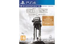 Star Wars: Battlefront 2015, Ultimate Edition (PlayStation 4)