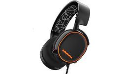 SteelSeries Arctis 5 Black/Orange