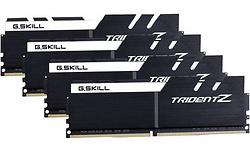 G.Skill Trident Z Black/White 32GB DDR4-3300 CL16 quad kit