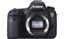 Canon Eos 6D 24-105 kit Black