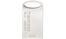 Transcend JetFlash 720 8GB Silver