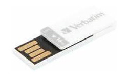 Verbatim Clip-it 16GB White