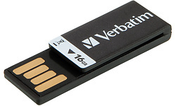 Verbatim Clip-it 16GB Black
