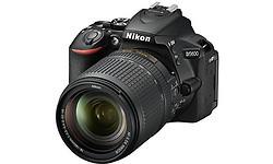 Nikon D5600 18-140 kit Black