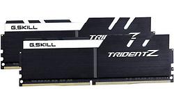 G.Skill Trident Z Black/White 16GB DDR4-4000 CL19 kit