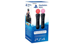 Sony PlayStation 4 Move Motion Controller Twin Pack