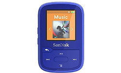 Sandisk Clip Sport Plus 16GB Blue