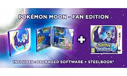 Pokémon Moon, Steelcase Edition (Nintendo 3DS)