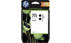 HP 771 Black Twin Pack