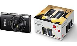 Canon Ixus 285 HS Black Essentials kit