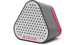 Coloud Bang Blocks On-Ear Grey/Red