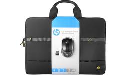 """HP 15.6"""" Wireless Essentials kit Black"""