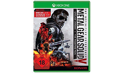 Metal Gear Solid V, The Definitive Experience (Xbox One)