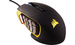 Corsair Scimitar Pro RGB Yellow