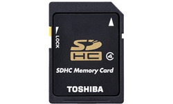 Toshiba M102 MicroSDHC Class 4 16GB