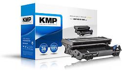 KMP B-DR3 Black