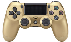 Sony PlayStation 4 DualShock Controller V2 Gold