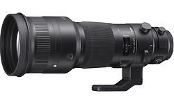 Sigma 500mm f/4 DG OS HSM for Nikon DSLR