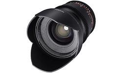 Samyang 16mm f/2.2 VDSLR II Fuji X