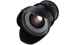 Samyang 24mm f/1.5 VDSLR II Fuji X