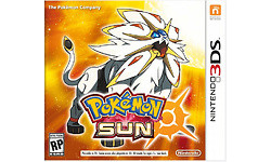 Pokémon Sun, Steelcase Edition (Nintendo 3DS)