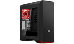 Cooler Master MasterCase Pro 6 Red