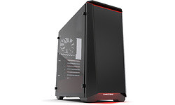 Phanteks Eclipse P400S Window Black/Red