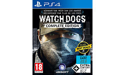 Watch Dogs, Complete Edition (PlayStation 4)