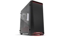 Phanteks Eclipse P400 Window Black/Red