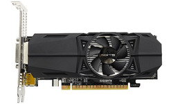 Gigabyte GeForce GTX 1050 Ti LP OC 4GB