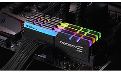 G.Skill Trident Z RGB 32GB DDR4-2400 CL15 quad kit