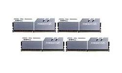 G.Skill Trident Z White/Silver 64GB DDR4-3600 CL17 quad kit