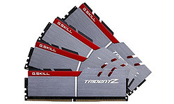 G.Skill Trident Z 32GB DDR4-3866 CL18 quad kit