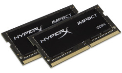 Kingston HyperX 32GB DDR4-2666 CL15 kit Sodimm