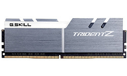 G.Skill Trident Z White/Silver 32GB DDR4-3600 CL17 kit