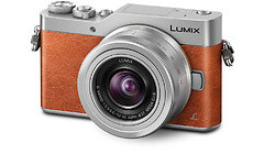 Panasonic Lumix DC-GX800 12-32 kit Orange/Silver