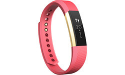 Fitbit Alta Special Edition Large Pink/Gold