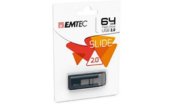Emtec C450 Slide 64GB Grey