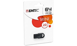 Emtec D250 Mini 64GB Black