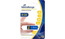 MediaRange MR975 8GB Blue