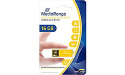 MediaRange MR976 16GB Yellow
