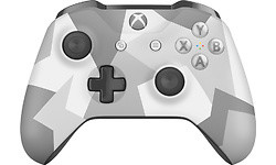 Microsoft Xbox One S Wireless Controller Winter Camo