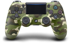 Sony Playstation 4 Wireless DualShock 4 V2 Controller Green Camouflage PS4