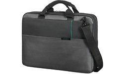 "Samsonite Qibyte Laptop Bag 15.6"" Grey"
