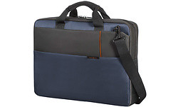 "Samsonite Qibyte 17.3"" Blue"