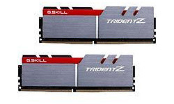 G.Skill Trident Z Silver/Red 16GB DDR4-4133 CL19 kit
