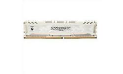 Crucial Ballistix Sport LT White 8GB DDR4-2666 CL16 SR
