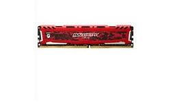 Crucial Ballistix Sport LT Red 8GB DDR4-2666 CL16 SR x8
