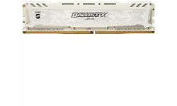 Crucial Ballistix Sport LT White 16GB DDR4-2666 CL16